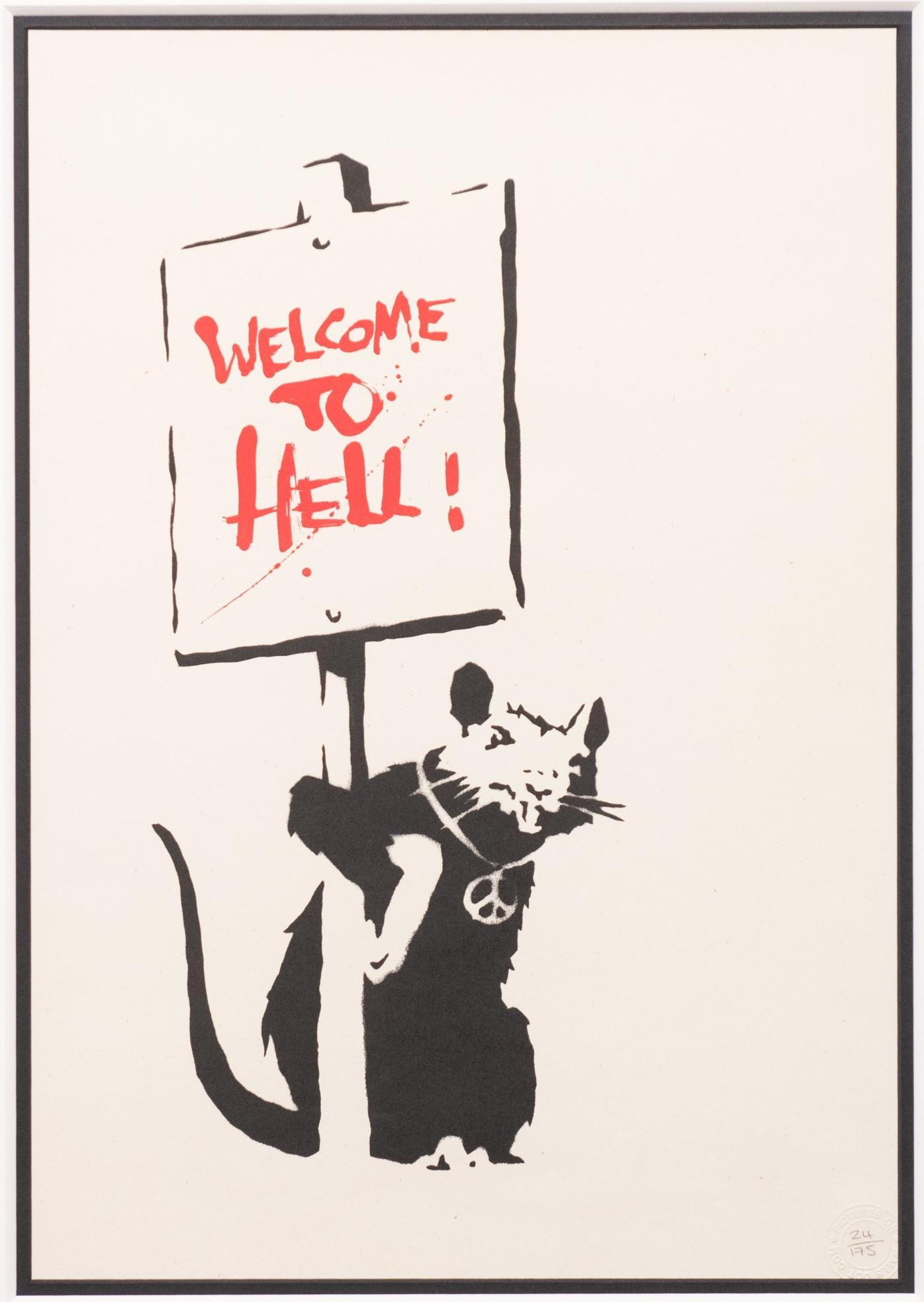 「ウェルカム・トゥ・ヘル(地獄へようこそ)」