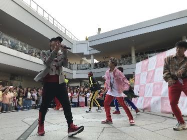 DA PUMP、ダサかっこいい?新曲「U.S.A.」MVが560万再生突破 リリースイベントではハロオタコールも「L O V Eラブリー ISSA!」