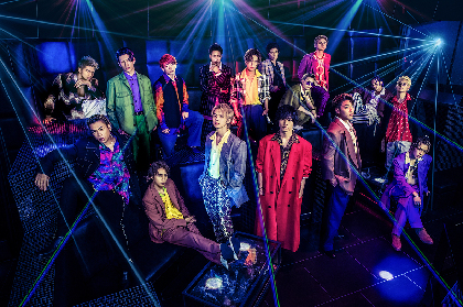 THE RAMPAGE from EXILE TRIBE、結成5周年記念イベントを9月に開催決定