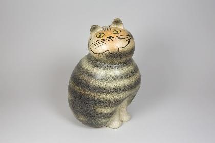 『リサ・ラーソン展』が梅田で開催 スウェーデンを代表する陶芸家の作品が一堂に