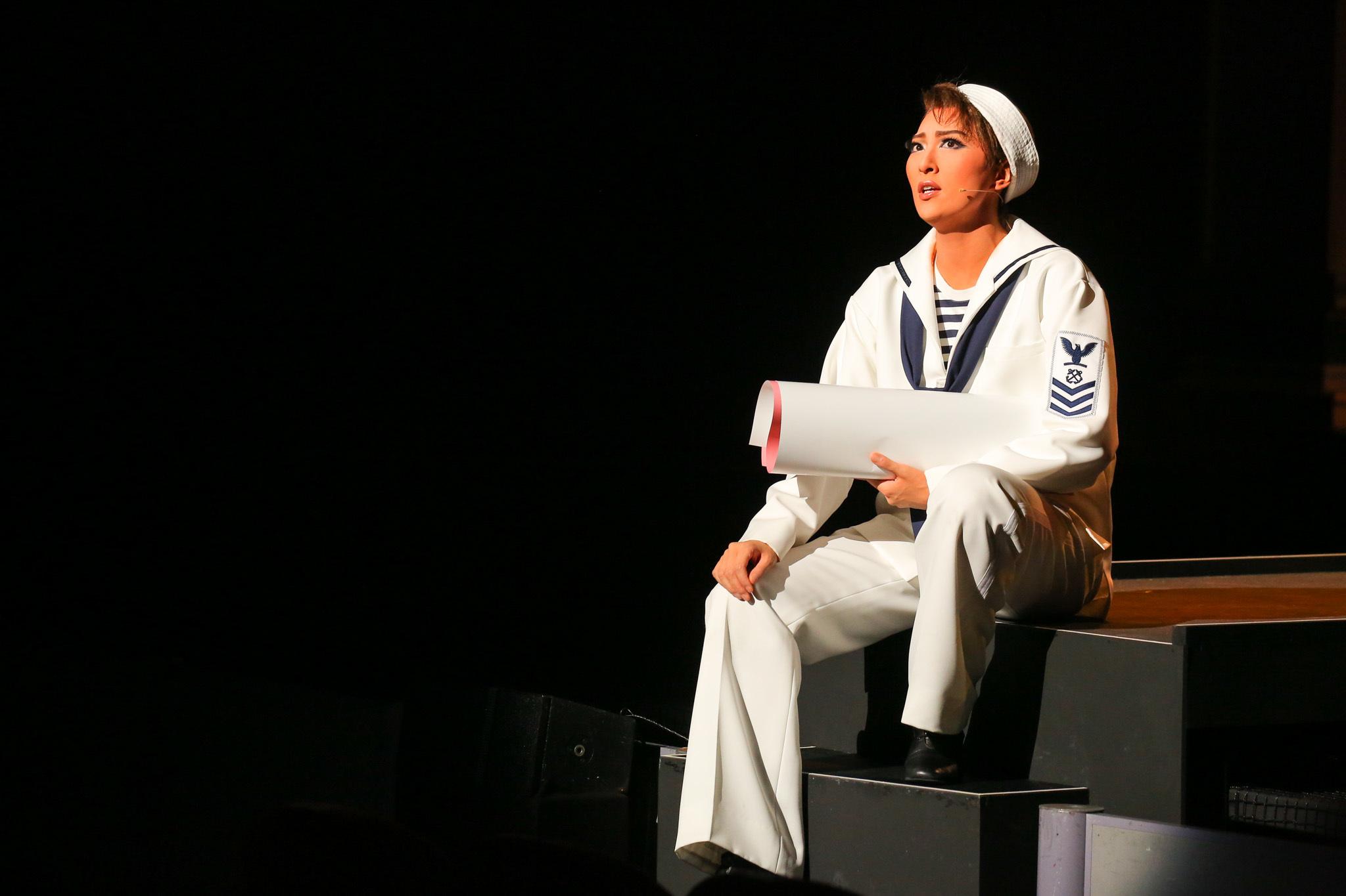 ブロードウェイ・ミュージカル『ON THE TOWN』 撮影=田浦ボン