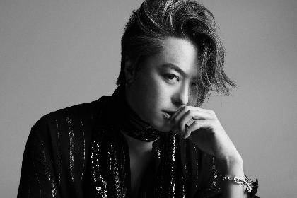 "EXILE TAKAHIRO、新曲「YOU are ROCK STAR」の配信が決定 TAKAHIROと""トラックダウン""を実体験できる特典企画も"