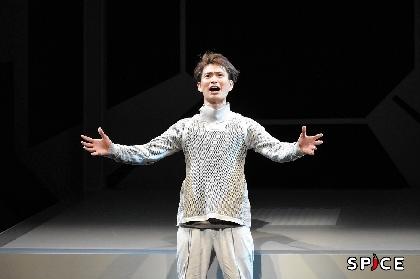 松田凌、ひとり芝居は「一番挑戦したい壁」~SOLO Performance ENGEKI『僕とメリーヴェルの7322個の愛』ゲネプロレポート