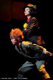 『家庭教師ヒットマンREBORN!』the STAGE -episode of FUTURE-前編 東京公演開幕  舞台写真&キャストコメント到着