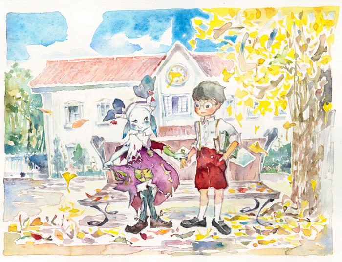 イメージイラスト:柴山恵理子