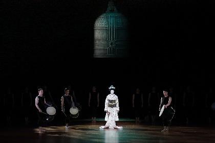 坂東玉三郎×鼓童の共演作『幽玄』 東京公演に至るまでの軌跡を追った特別番組の放送決定