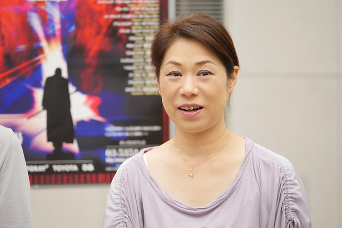 オルトリンデ役:増田のり子