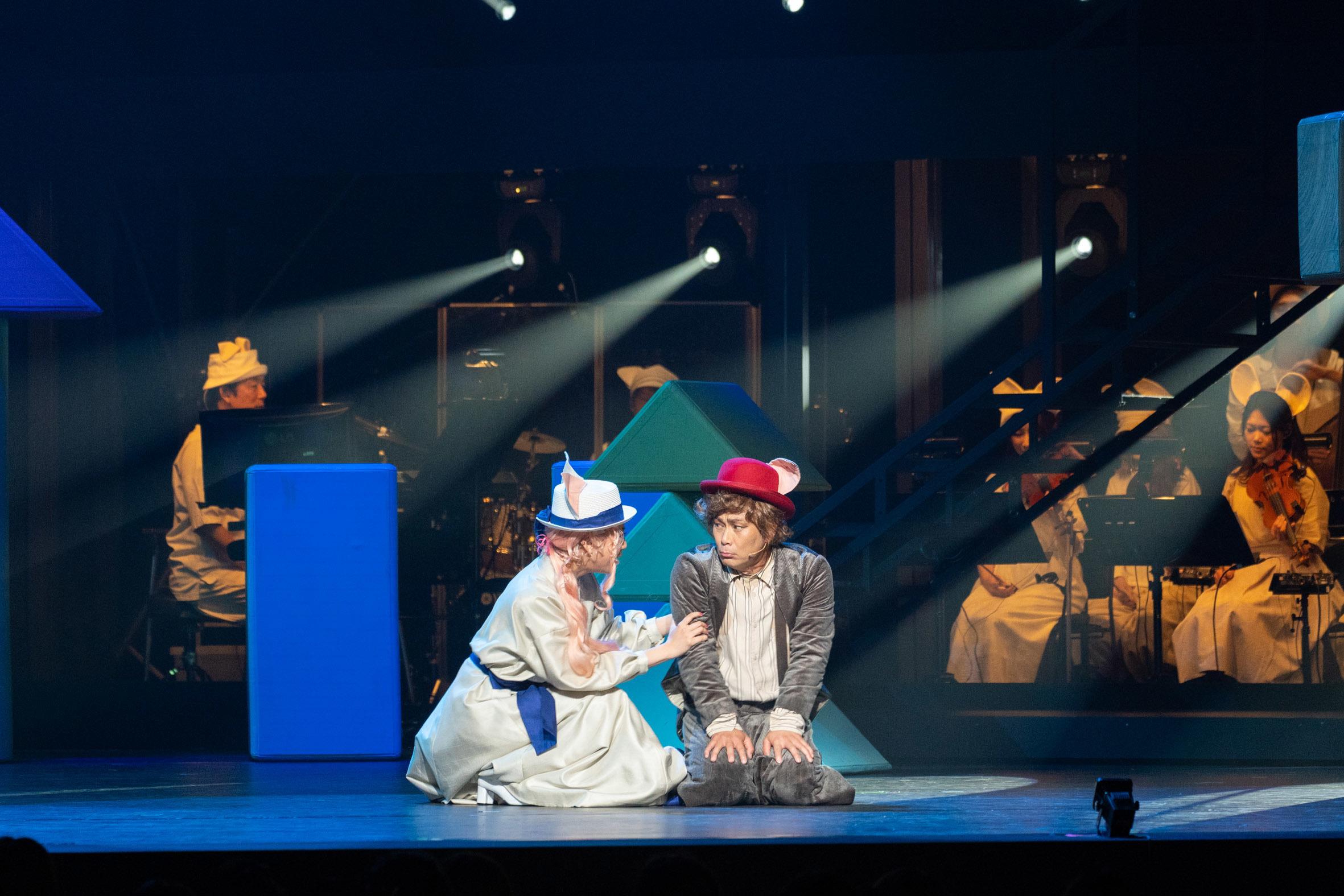 音楽劇『トムとジェリー 夢よもう一度』 オフィシャル提供