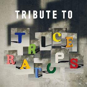 TRICERATOPS トリビュート盤の参加アーティスト第三弾としてQuattro Formaggi(桜井和寿+TRICERATOPS)ら全3組を発表