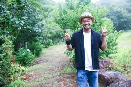 竹原ピストル、新曲「今宵もかろうじて歌い切る」がドラマ『バイプレイヤーズ』エンディングテーマに決定