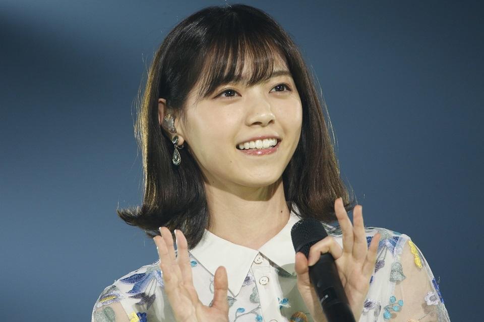 西野七瀬 乃木坂46『7th YEAR BIRTHDAY LIVE』DAY3