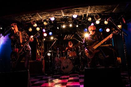 THE GROOVERS、初ライブからジャスト30年の日にワンマン開催