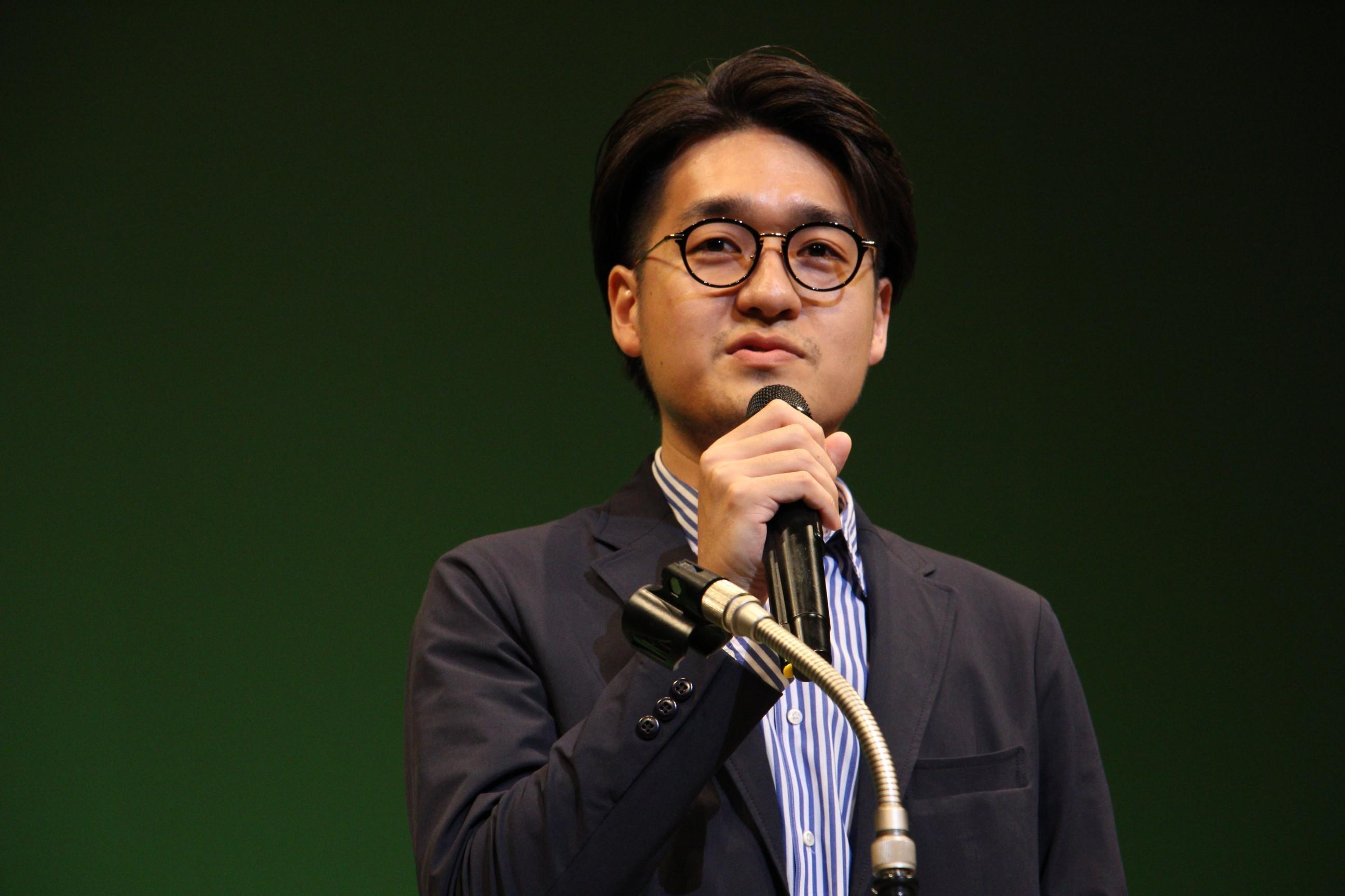 『散り椿』臼井真之介プロデューサー