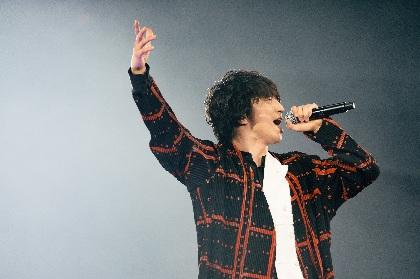 三浦大知、全国29会場39公演を巡るライブツアー、1万3,000人を埋め尽くした大阪城ホール公演にてツアーファイナル