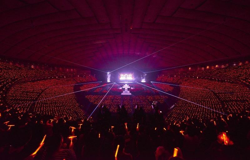 東方神起 LIVE TOUR 2017 ~Begin Again~ 2017.12.20 東京ドーム