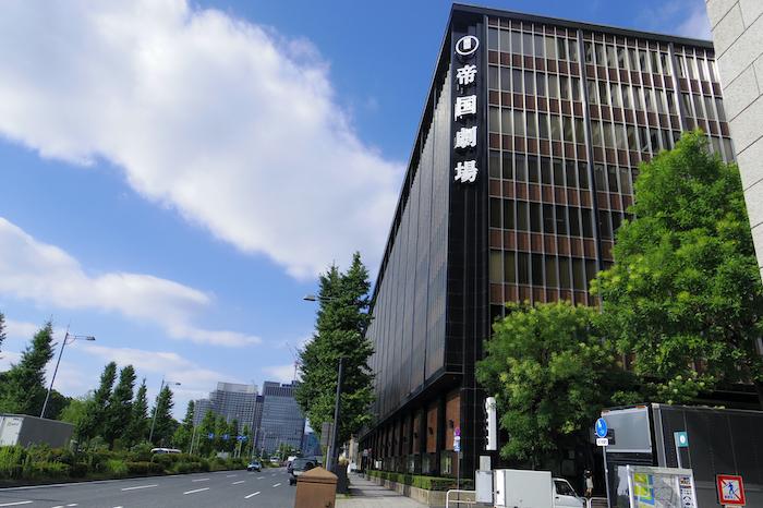 東京・帝国劇場
