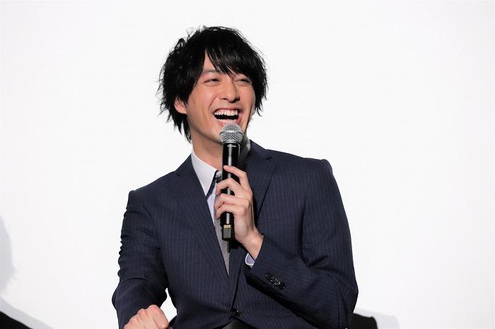 いい笑顔!