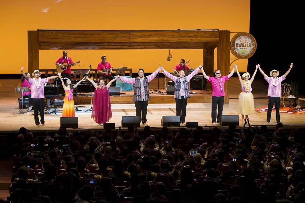 Disney HAWAIIAN Concert 2017