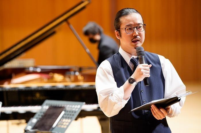 Japan National Orchestra設立記者発表の模様(撮影=中田智章)