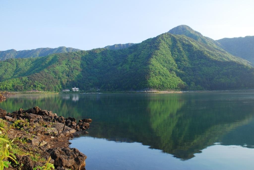 PICA富士西湖からの展望イメージ
