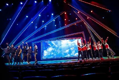 高野洸・西銘駿らの熱い思いがあふれた、舞台『タンブリング』が開幕 出演者コメント&舞台写真が到着
