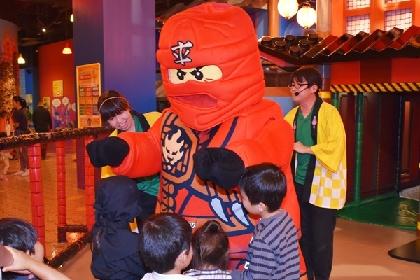 レゴランド東京で盆踊りや縁日が楽しめる!『レゴ®ニンジャゴー夏祭り』開催!