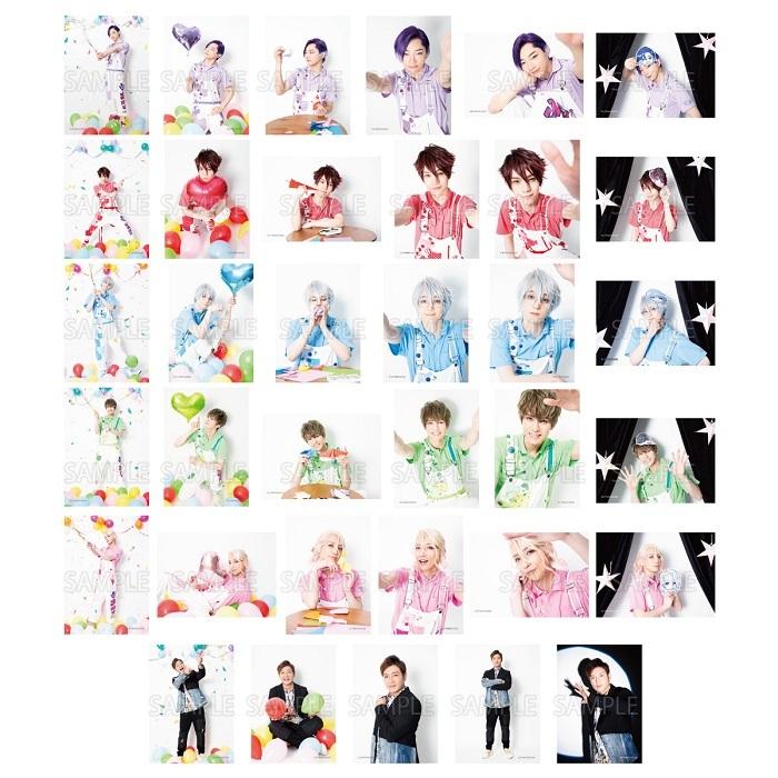 【撮りおろし】トレーディングブロマイド A  (C)UTANIKO2020