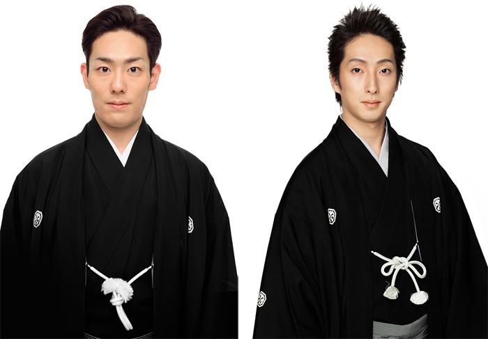 (左から)中村勘九郎、中村七之助