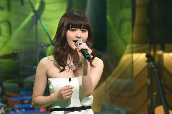 "BS-TBS「Sound Inn ""S""」 6 昆夏美"
