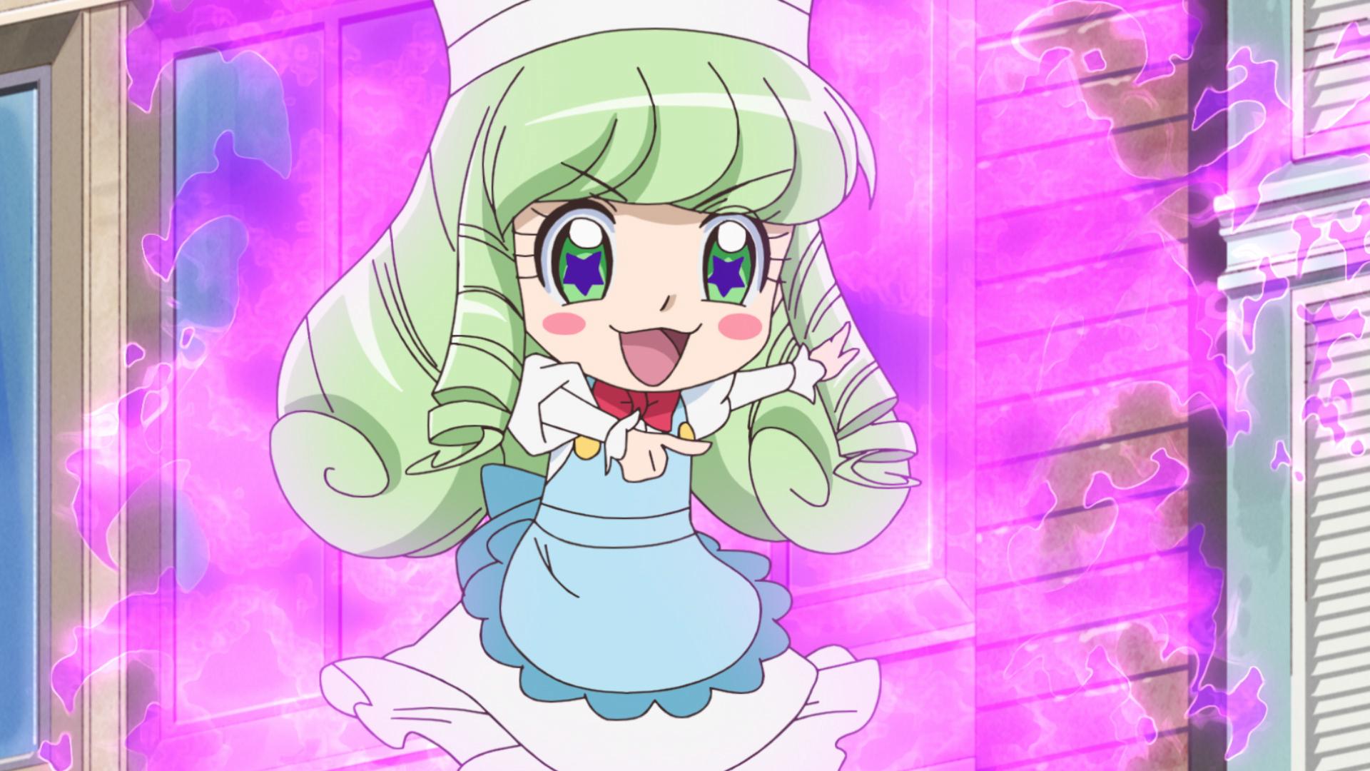 『映画キラキラ☆プリキュアアラモード パリッと!想い出のミルフィーユ!』 (C)2017 映画キラキラ☆プリキュアアラモード製作委員会