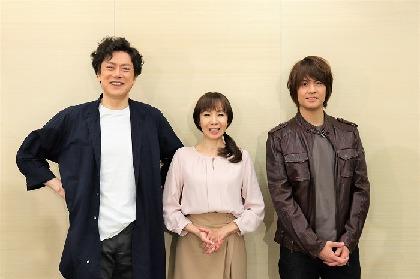 保坂知寿「浦井健治さんが山口祐一郎さんの事をどれだけ好きかが分かった(笑)」と笑顔 舞台『オトコ・フタリ』インタビュー
