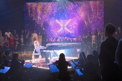 YOSHIKIの天皇陛下御即位十年奉祝曲「Anniversary」世界160ヶ国放送に反響 全4回の再放送が決定
