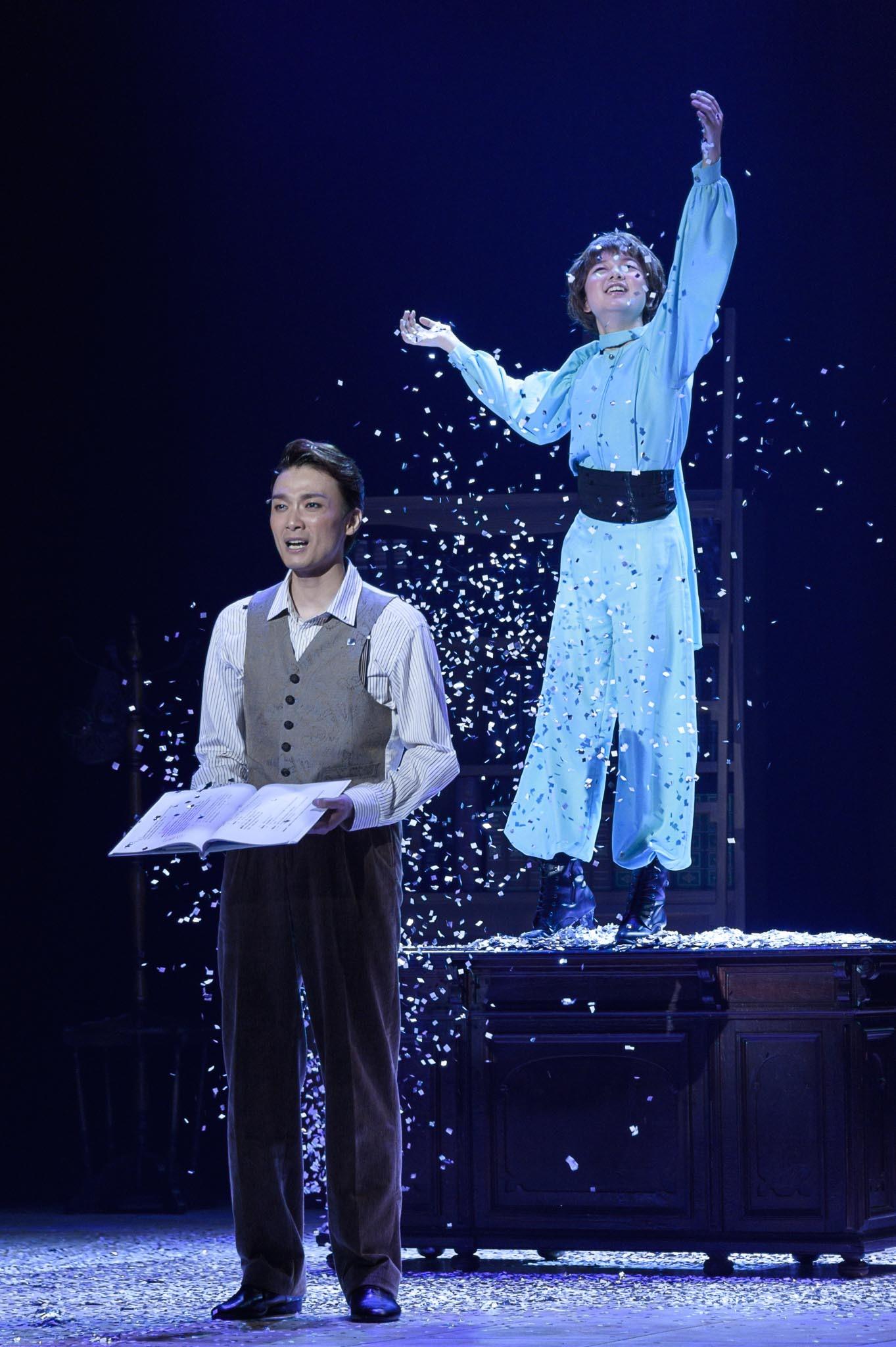 りゅーとぴあ『星の王子さま』新潟公演ゲネプロ写真