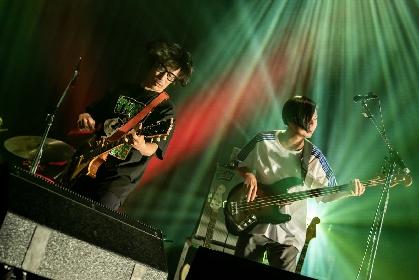 くるり、2021年ツアーの東京公演を6月19日に配信決定&「野球」リリックビデオ公開