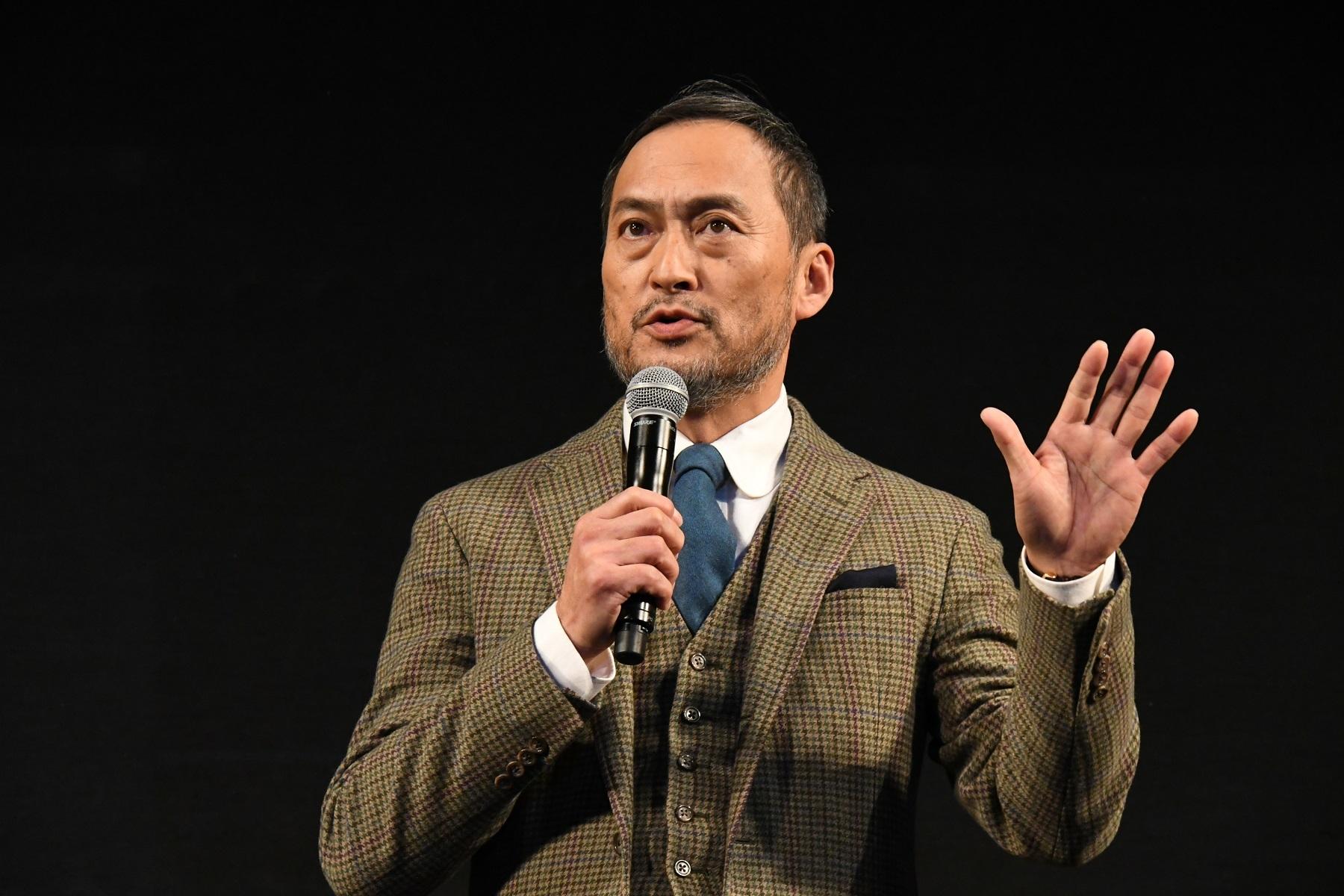 渡辺謙 (C)2020『Fukushima 50』製作委員会