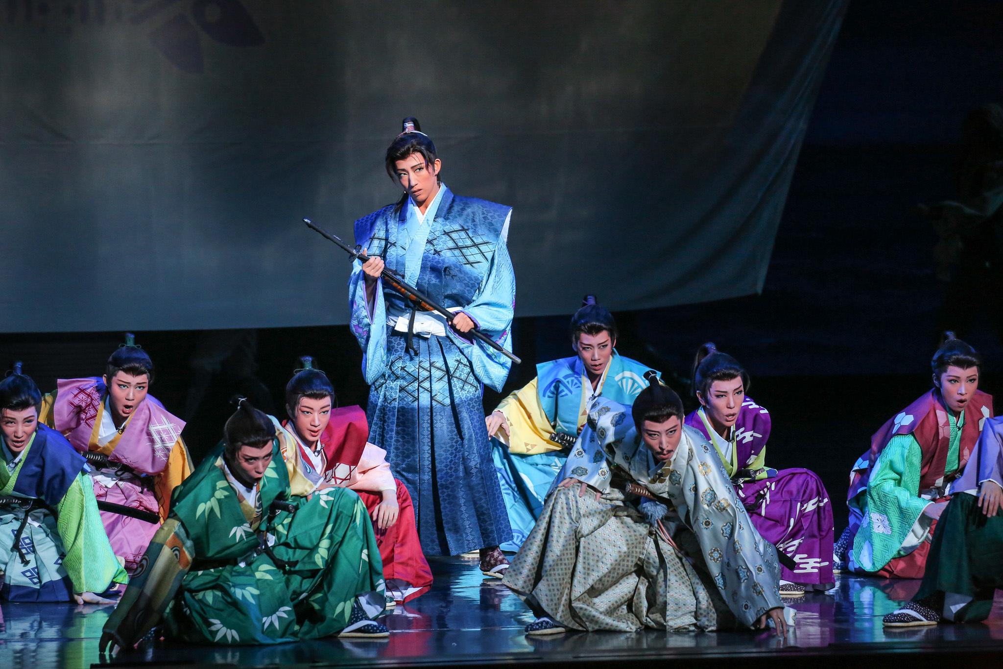 宝塚ミュージカル・ロマン 『El Japón(エル ハポン) -イスパニアのサムライ-』