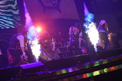 浦島坂田船、約6000人のcrewが熱狂したツアーファイナル・両国国技館公演をレポート
