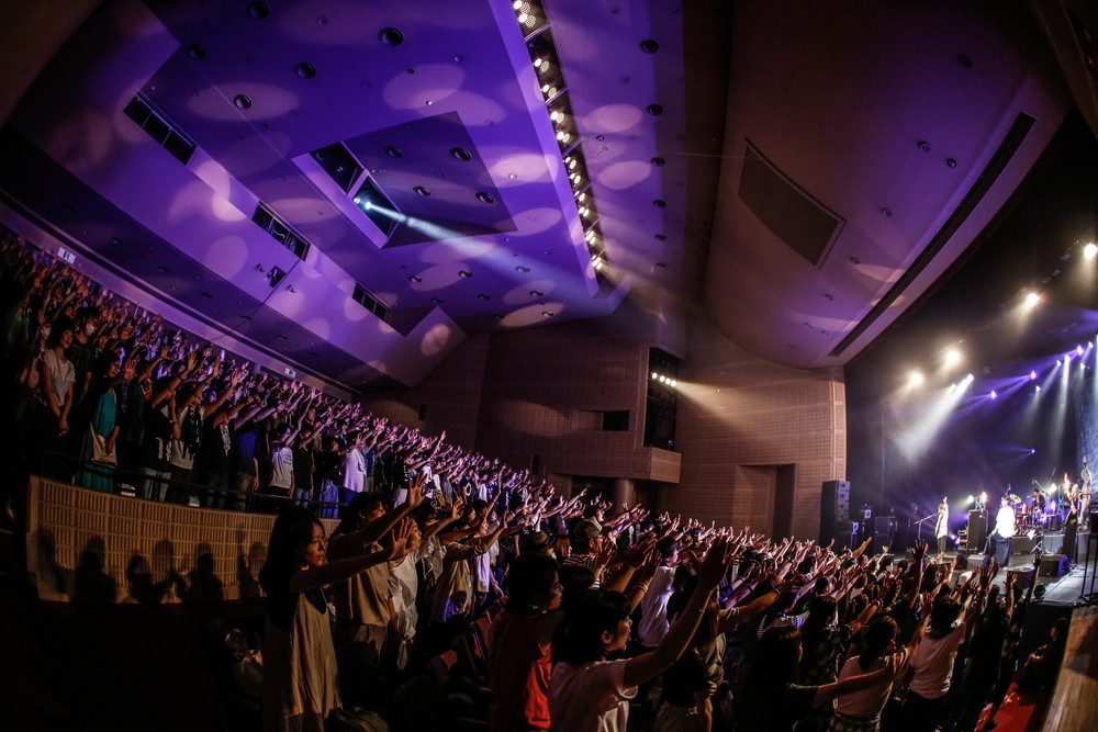 LACCO TOWER 「若葉ノ頃」発売記念ホールツアー2018「五人囃子の新時代」 2018.9.8@高崎市文化会館