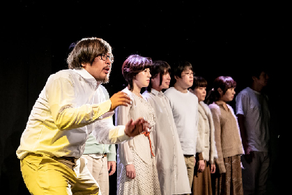 劇団「地蔵中毒」が令和改元直後の新作公演で初のアフタートーク開催、多彩なゲストがムム?!