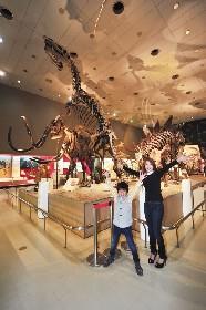 恐竜骨格に大喜び!親子で一緒に学べる大阪市立自然科学博物館