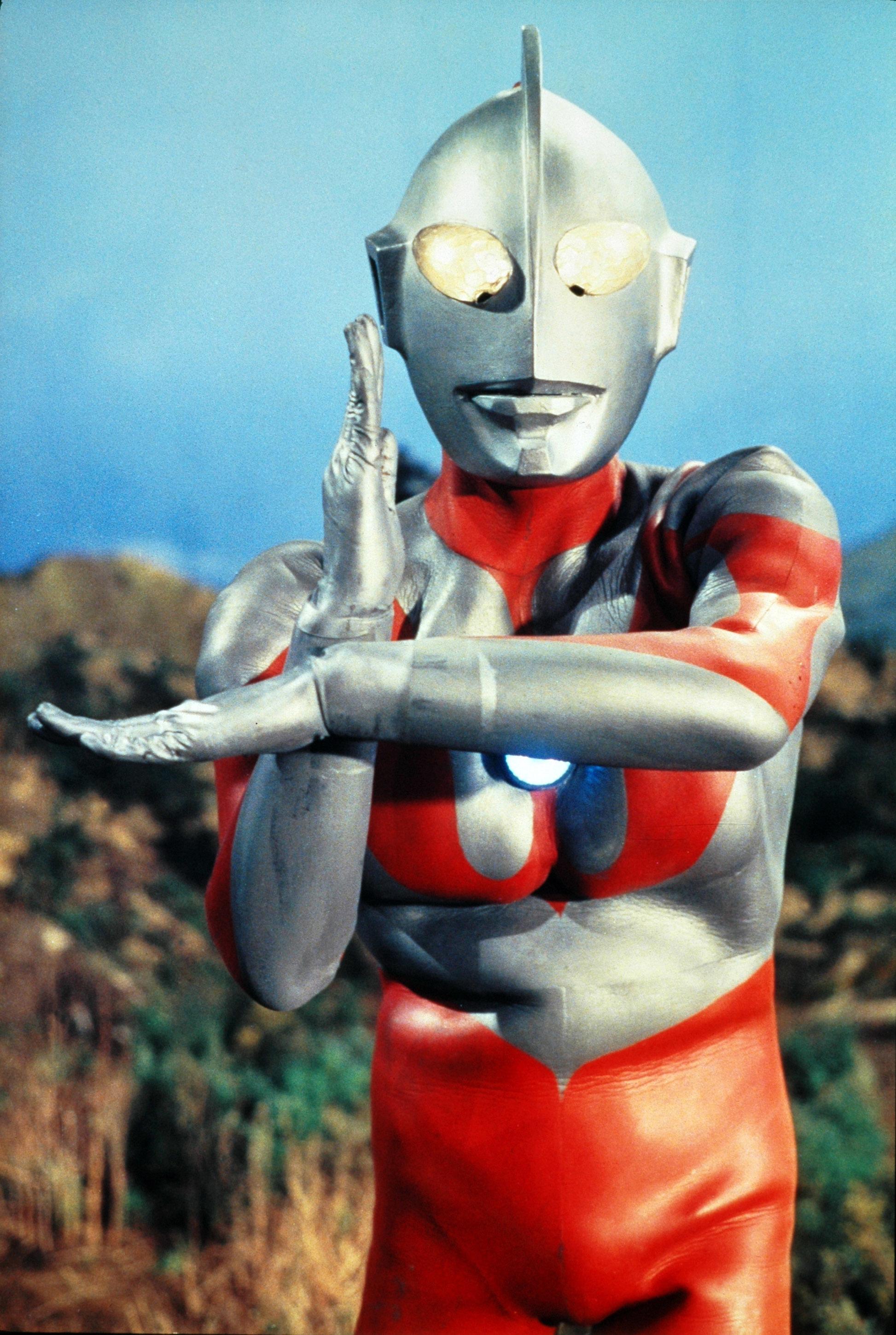 『ウルトラマン(1966年放送)』 (c)円谷プロ