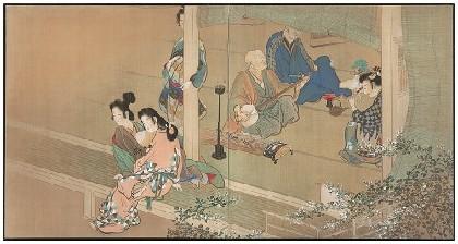 松伯美術館で、絵師・上村松園の「下絵」と「素描」を紹介する展覧会