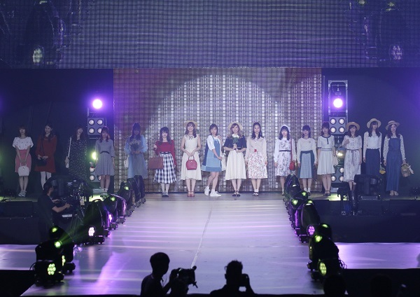 SKE48 『KANSAI COLLECTION 2017 SPRING & SUMMER』