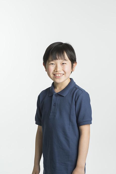 山口れん(やまぐち・れん)2006年生まれ 小学5年生