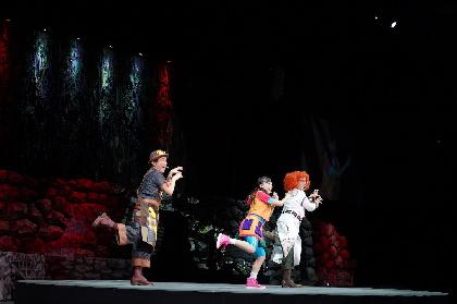 歌にダンス、トークもパワーアップ!『世界一受けたい授業 THE LIVE 2019 もう一度恐竜に会える夏!』をゲネプロでチェック!