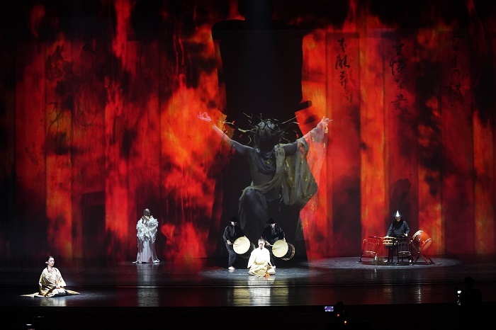 『奏劇 細川ガラシャ「月に抱かれた日」』より