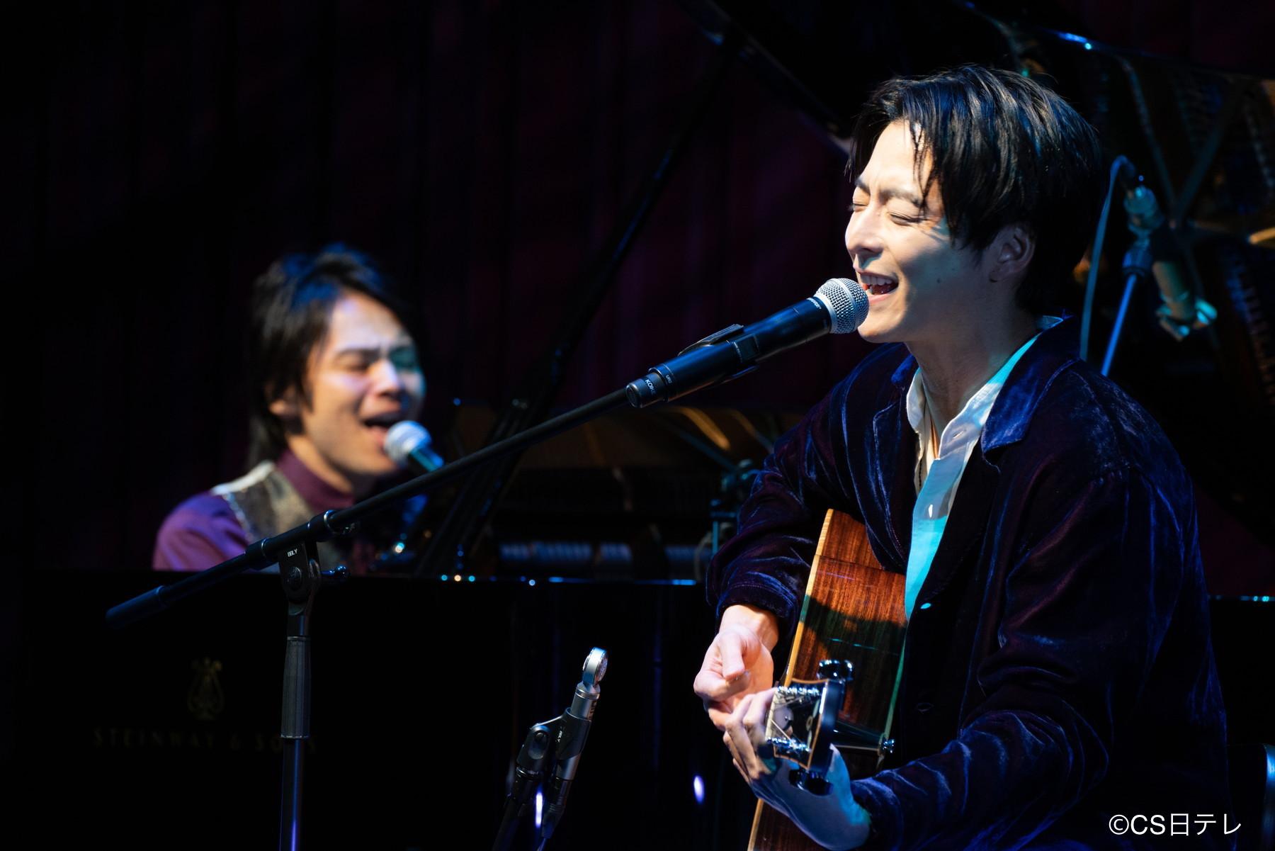 『中川晃教 Live Music Studio』
