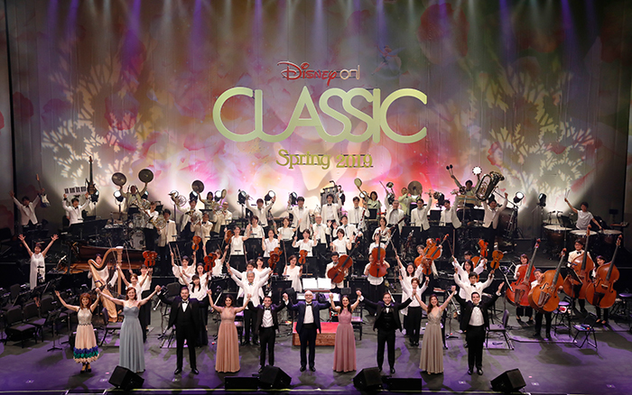 Presentation licensed by Disney Concerts. (C)Disney