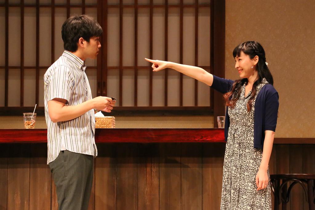 『市ヶ尾の坂-伝説の虹の三兄弟』 撮影:宮川舞子