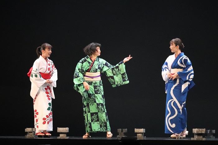 『MISHIMA2020』公開舞台稽古 『橋づくし』